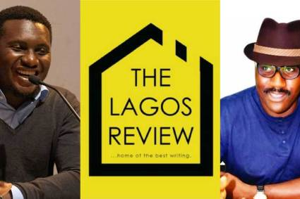 """Dami Ajayi and Toni Kan give us new literary journal, """"The Lagos Review""""."""