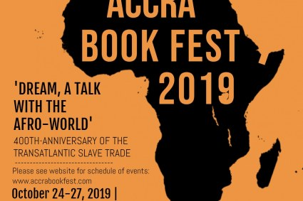 Literary festivals across Africa you can attend in October 2019.