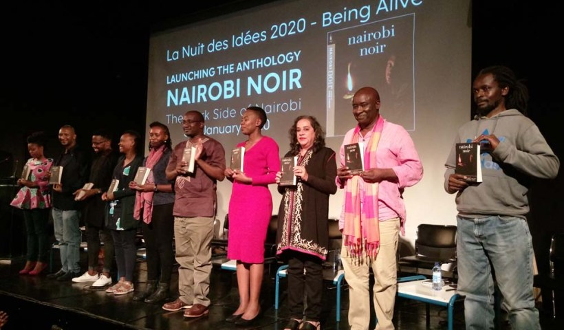 Nairobi Noir launches in Nairobi