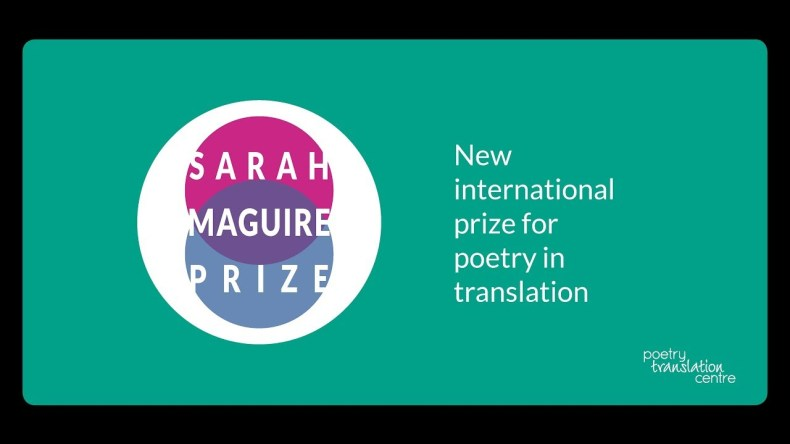 Sarah Maguire Prize for Poetry in Translation