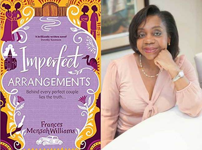 "Frances Mensah Williams' ""Imperfect Arrangements"" unveiled on March 6, 2020."