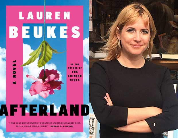 """Lauren Beukes' new novel """"Afterland"""" launches to South African readers on April 9."""