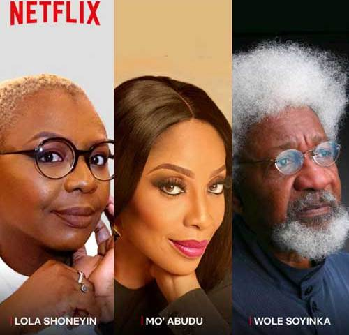 Lola Shoneyin's The Secret Lives of Baba Segi's Wives and Wole Soyinka's Death And The King's Horseman are going to Netflix.