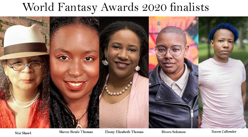 World Fantasy Awards 2020