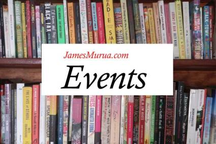 African and Black Literature events for July 2021