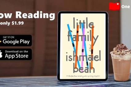 Ishmael Beah's 'Little Family' for One Read in April 2021.