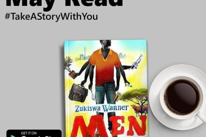 """Zukiswa Wanner's """"Men of the South"""" for One Read in May 2021."""