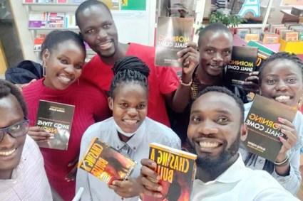 A snapshot of the Alliance Française hosted NYrobi Book Fest