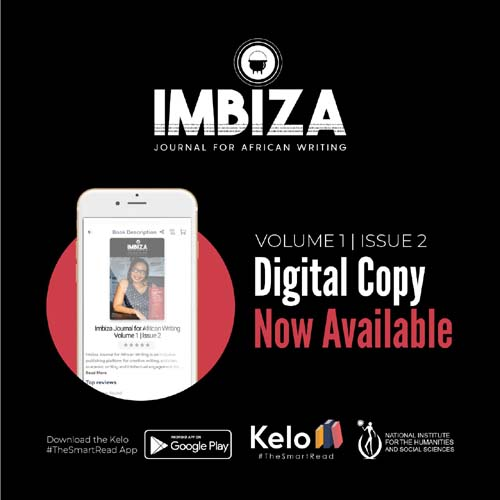 The digital edition of the journal can be bought on Kelo #TheSmartRead App on Google PlayStore