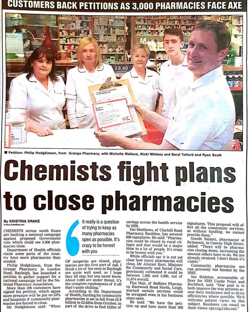 Grange Pharmacy