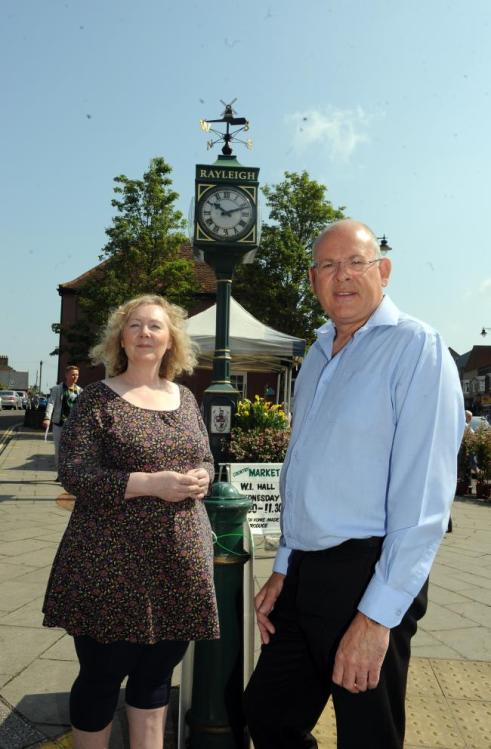 Traders launch anti-crime scheme to protect businesses from day time crime in Rayleigh