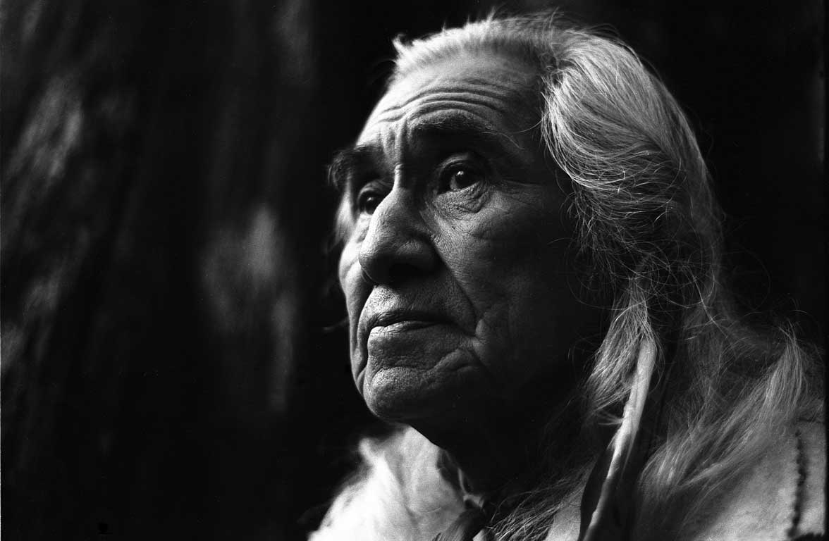 Name What Dan Chief George Was Wifes