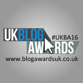 UK Blog Awards Judge