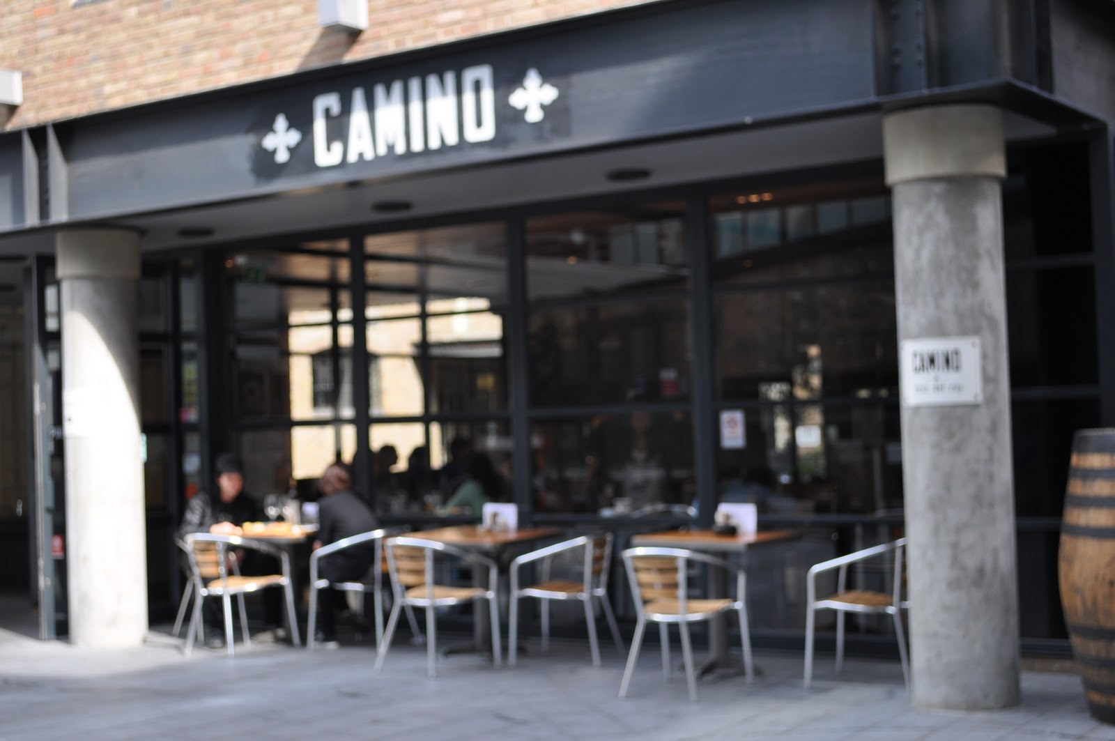 Guest Review Camino Kings Cross James Ramsden