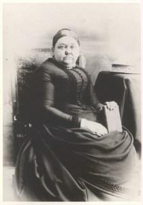 Sarah Elizabeth Allen Rathbun