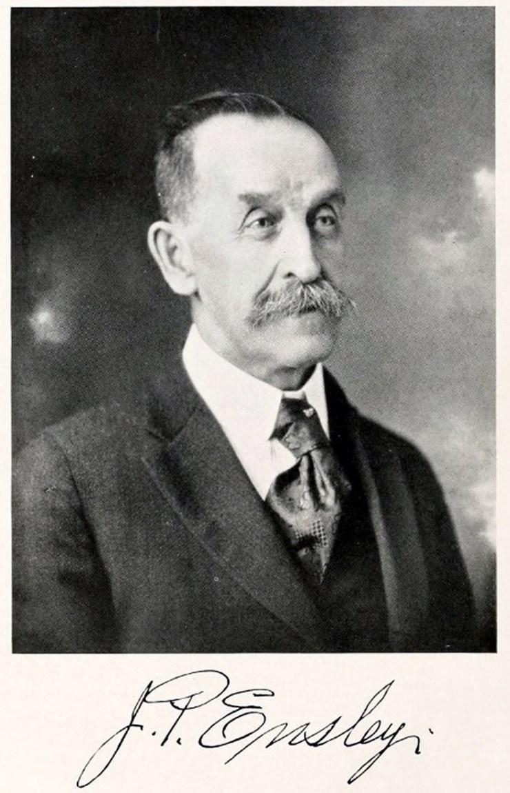John Perry Ensley