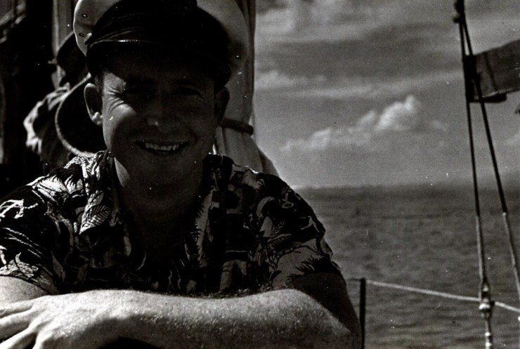 Charles H. Duffy - Ordinary Seaman Honolulu Classic - Jan 15, 1939