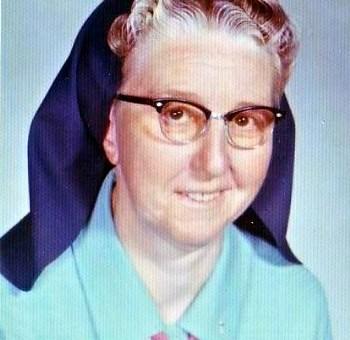 Sister Cecilia Joseph Wight