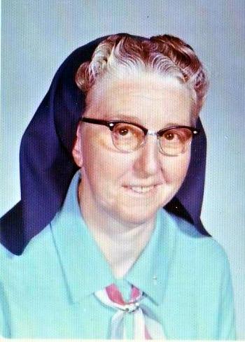 Sister Cecilia Jiospeg Wight