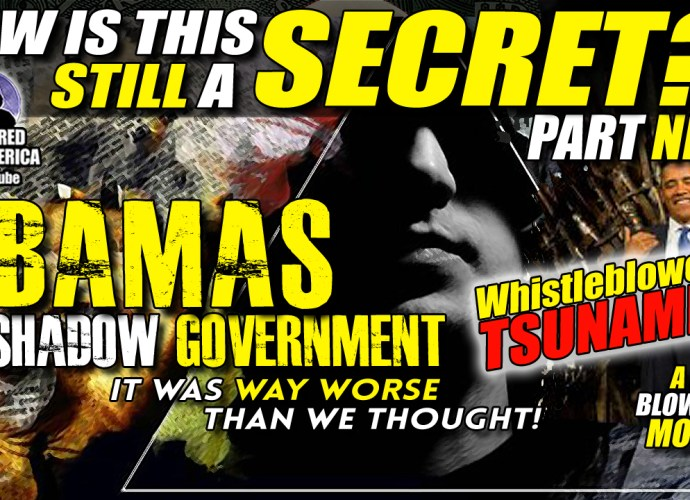 Banned Video! Whistleblower Tsunami! ObamaGate Was Nothing! The Full Story Behind the Biggest Scandal in American History!