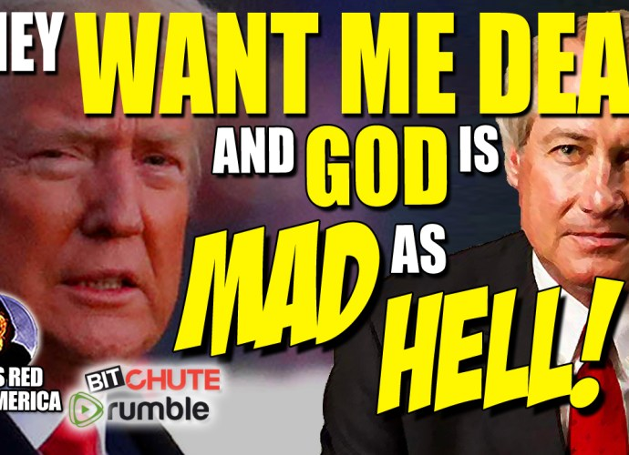 'The [DS] Wants Me Dead' and 'God Is Mad As Hell...!' MUST WATCH Lin Wood Latest EPIC Interview!