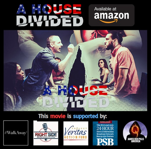 A House Divided (2020 Documentary): After a previous 4th of July dinner party abruptly ended due to unbridgeable differences and a physical confrontation, the four couples decide to get together a few years later trying to put their past behind them. However, things quickly get out of hand again as many inconvenient, political truths are being exposed and emotions run high.