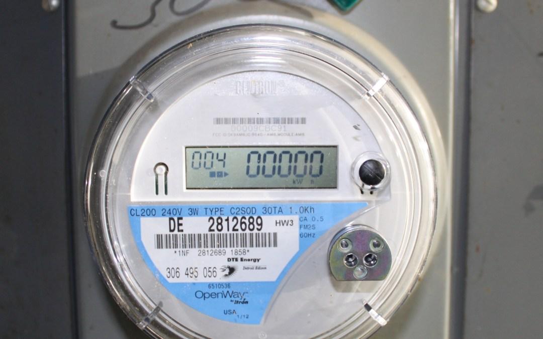 Avoid GE Digital Electronic Meters