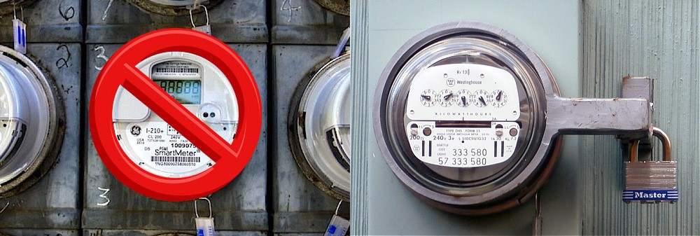 Demand That Utilities Commission Ban Smart Meters
