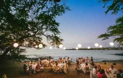 Alexandra & Blair | Lava Lava Beach Club Wedding, Big ...