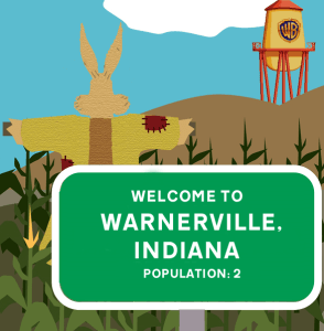 Warnerville Indiana Logo