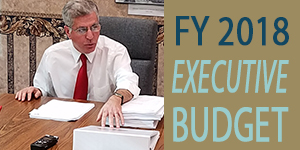 City of Jamestown NY FY 2018 City of Jamestown Executive Budget