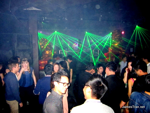 Shanghai Nights @ Space Nightclub Dancefloor