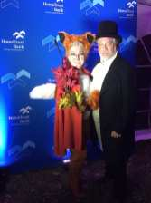 Fox and Hunter