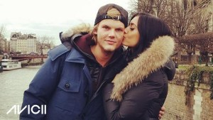 Avicii with Girl