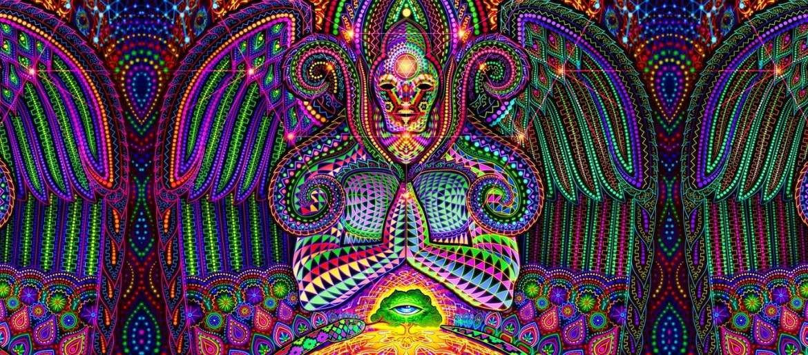 DMT, Aliens, and The Meaning Of Life | Dr  Andrew Gallimore