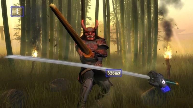 wii ninja reflex
