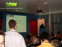 Xbox Rules Team at Game Stars Live 2004