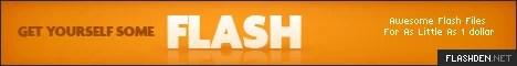 Flash Den Banner