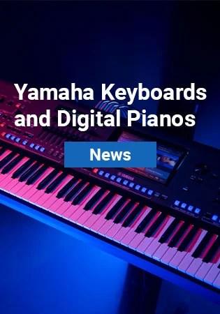 Yamaha keyboard news