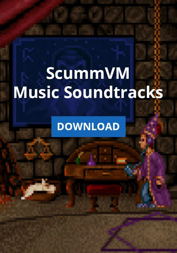 ScummVM Music Soundtracks