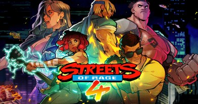 Streets of Rage 4 Release Date Finally Confirmed!