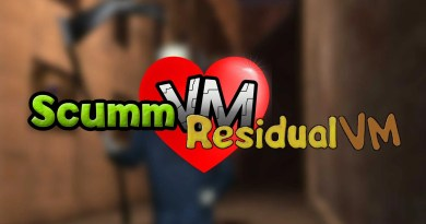 ScummVM Project Officially Merging with ResidualVM