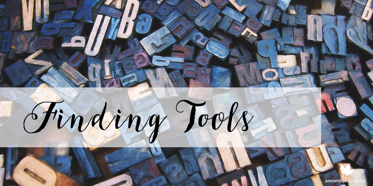 Finding Tools For Designing Children's Books