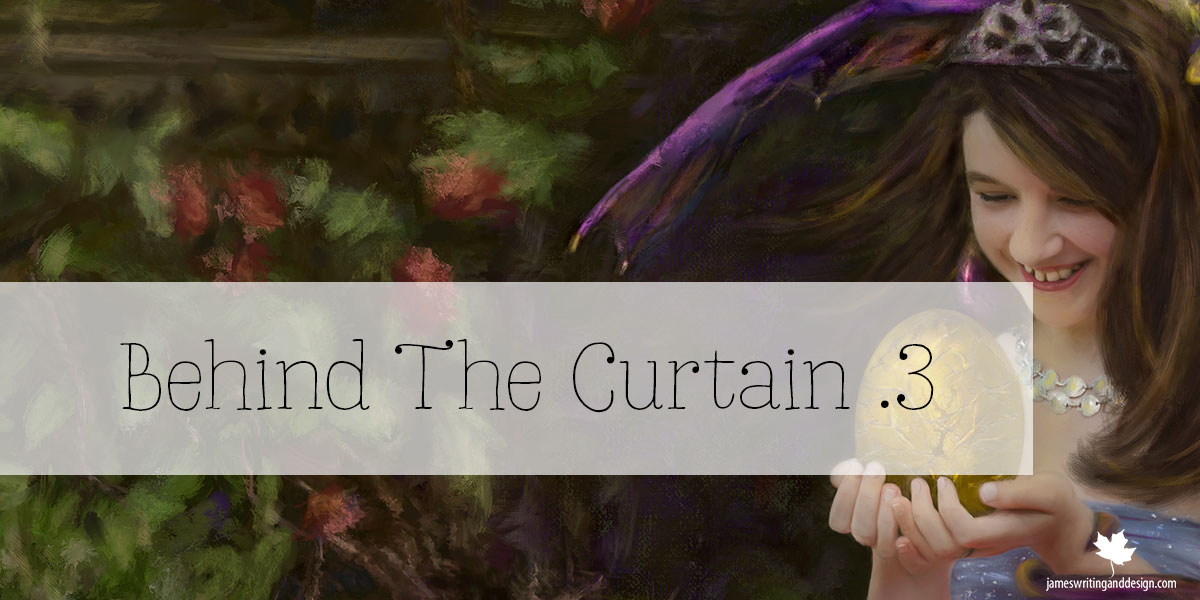 Behind the Curtain .3