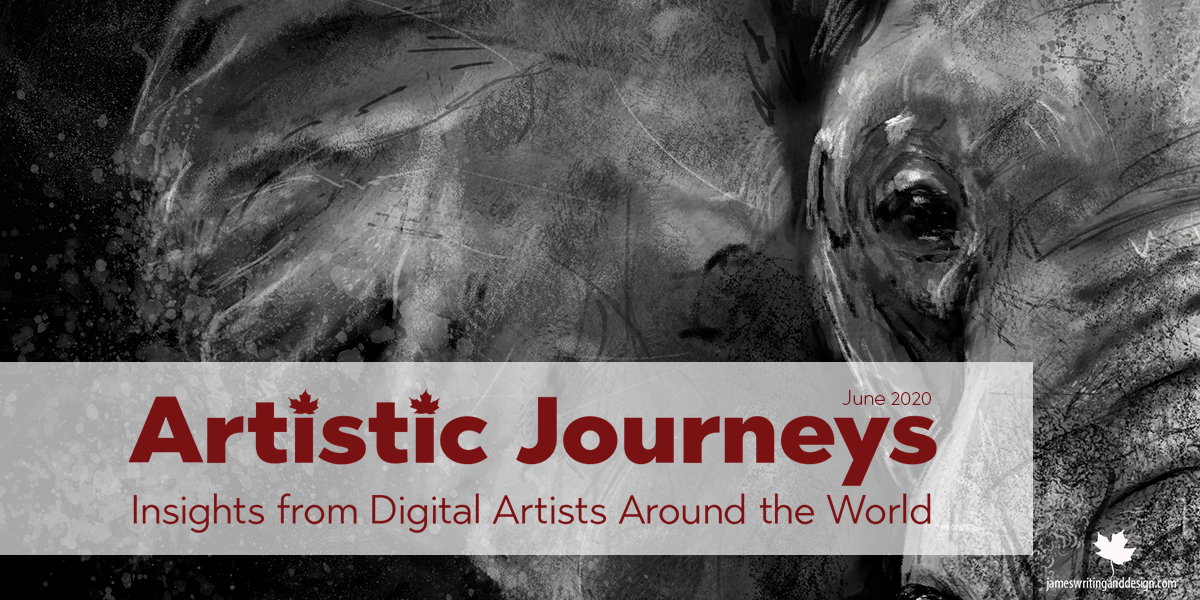 Artistic Journeys – June – L.A. James