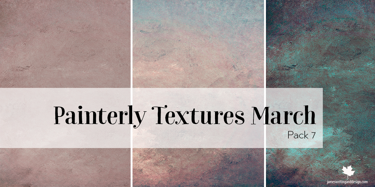 Free Painterly Textures Pack 7