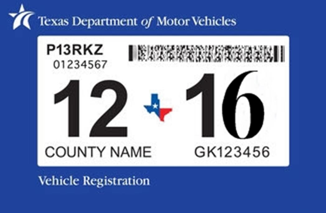 Florida Licence Plate Renewal