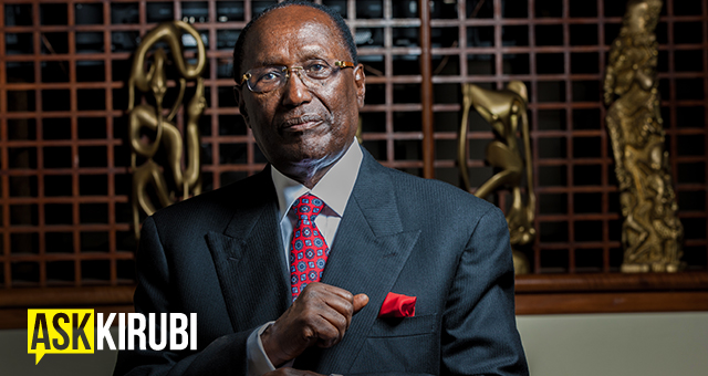 Business mogul Chris Kirubi flown to US for specialized treatment