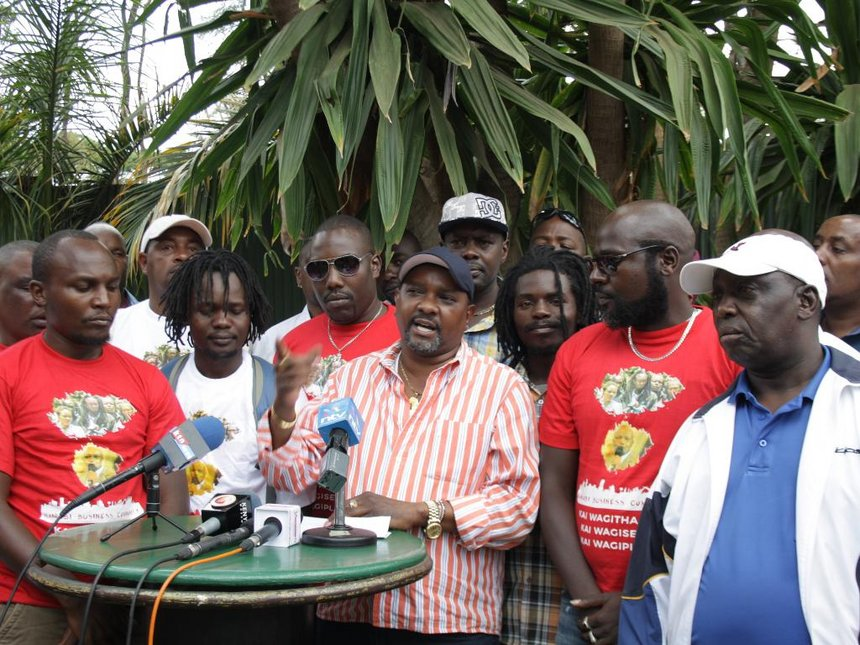 See you in the streets, Nairobi Business Community tells NASA demonstrators