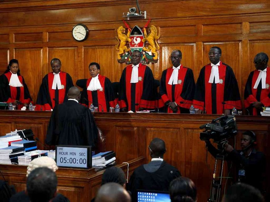 Uhuru's 15-man legal team ready to defend his victory in election petition